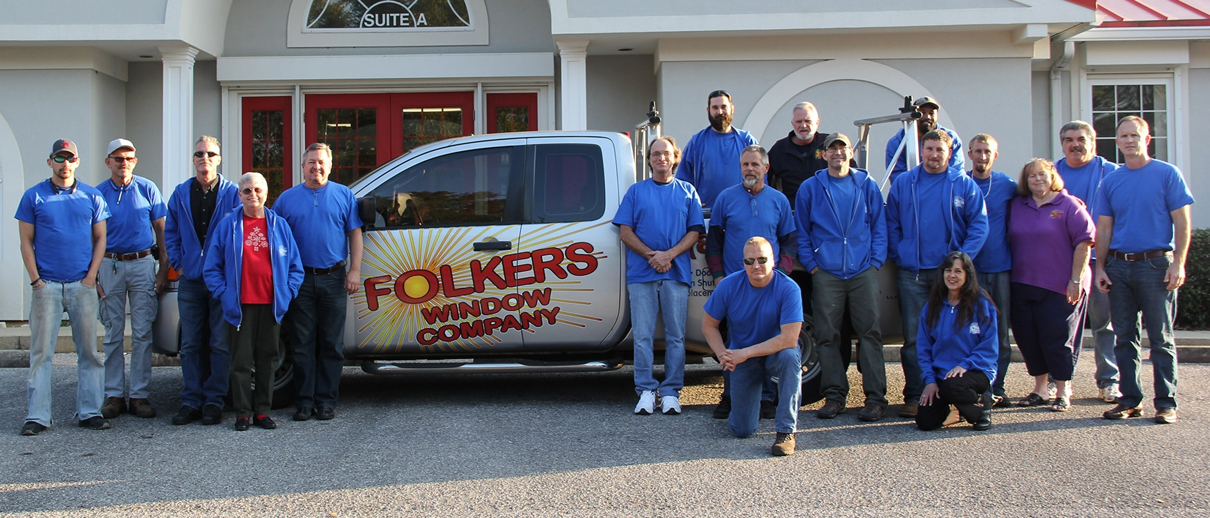 Folkers Window and Home Improvement Team Pensacola FL