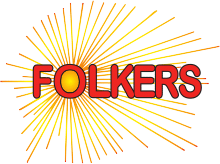 Folkers Window and Home Improvement Logo