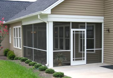 Patio Screen Doors Pensacola