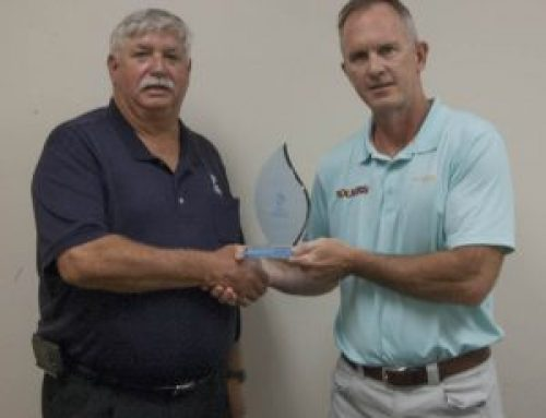 Folkers Receives BBB Torch Award for High Ethical Standards